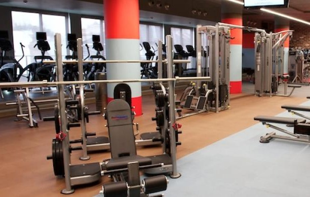 Fitness centre at The Macleay Hotel in Sydney