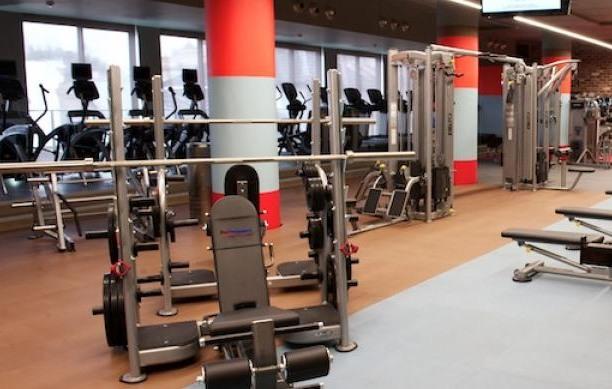 PE Dept Fitness Centre