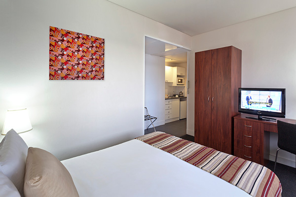 The Macleay Studio apartment in Potts Point Sydney