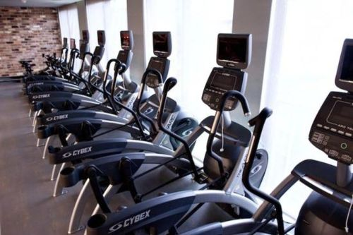 Exercise Machines at The Macleay Gym in Sydney