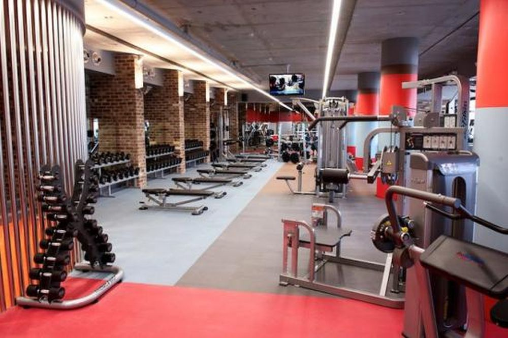Gym at The Macleay in Potts Point