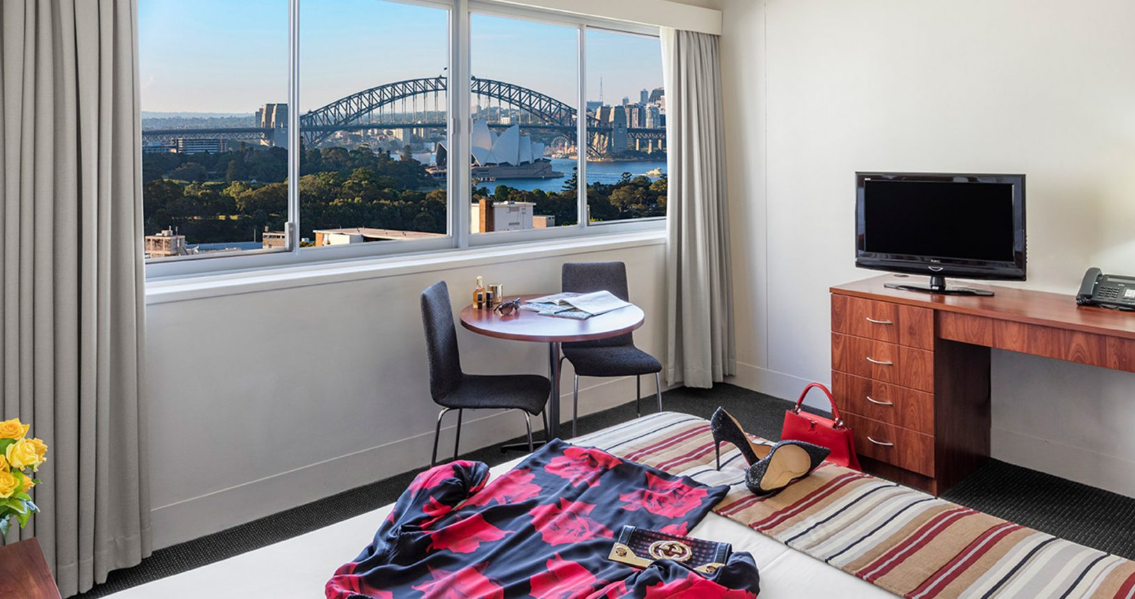 Potts Point Hotel Room at The Macleay in Sydney