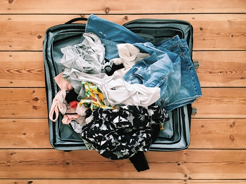 Don't let packing ruin the thought of embarking on a weekend away.